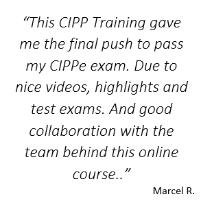 CIPPTrainingReview2